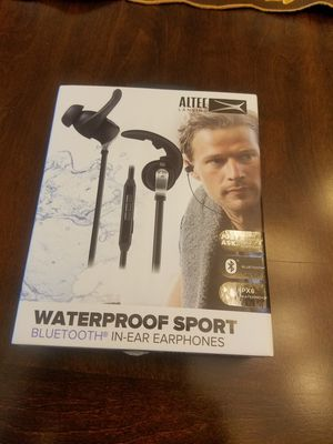 Waterproof sport Bluetooth for Sale in Bradenton, FL