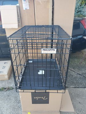 **Please READ Post** Precision Pet by Petmate 2 Door Great Crate with Precision Lock System Wire Dog Crate for Sale in Saint Charles, MD
