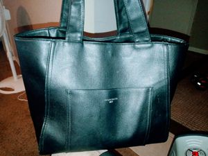 Borsani Italy black large bag for Sale in Andover, KS