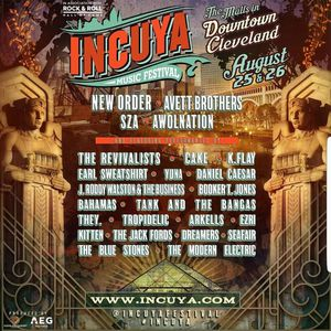 Rock n Roll Hall of Fame & Incuya Music Festival Tickets? for Sale in Cleveland, OH
