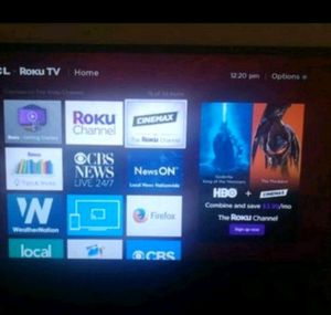 """TCL - Roku TV 32"""". (like new) for Sale in Dublin, OH"""