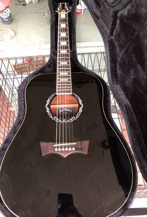 Peavey jack Daniels acoustic. W hard case and keys for Sale in Kingsport, TN