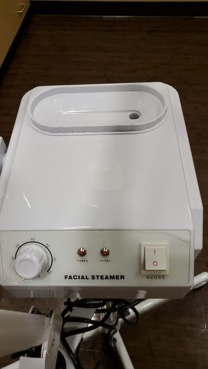 Facial steamer with LED light for Sale in Scottsdale, AZ