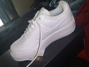 Women's AF1 Shadow size 7 1/2 for Sale in Owasso, OK