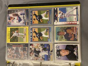 Binder of baseball cards!! for Sale in Marlboro Township, NJ