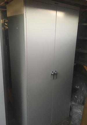 Tennsco fully assembled steel file cabinet beige for Sale in Warminster, PA