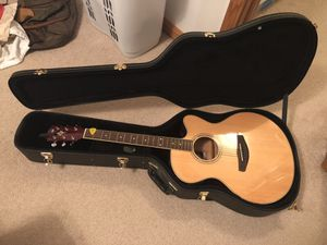 Yamaha compass guitar for Sale in Erie, PA