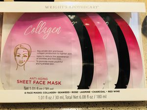 Sheet face mask for Sale in Riverdale Park, MD