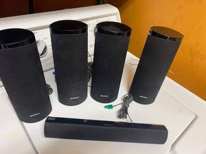 SURROUND SPEAKERS SET for Sale in Canby, OR