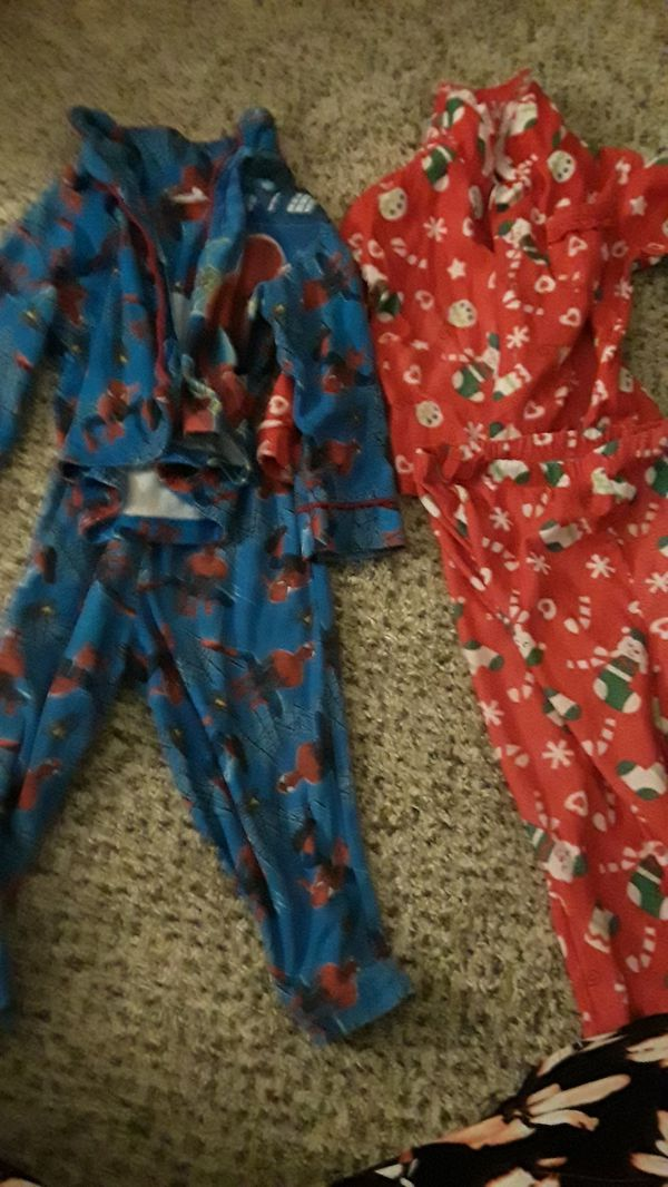 2T toddler sleep wear