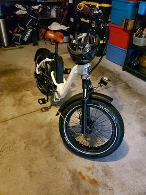 2020 Rad Mini Step Thru 2 Folding Electric Bike for Sale in Danvers, MA