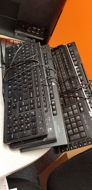 Computer keyboards for Sale in Oakbrook Terrace, IL