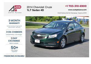 2014 Chevrolet Cruze for Sale in City of Manassas, VA