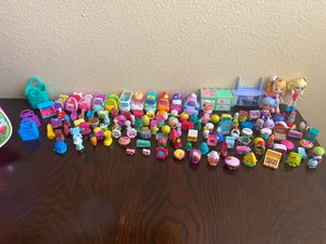 Shopkins Collection for Sale in Anaheim, CA