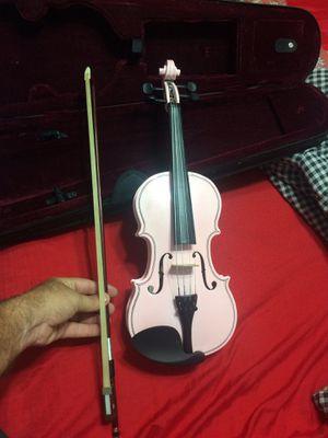 Violin color rosa pink violin for Sale in Hialeah, FL