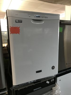 🦃$39 Down🦃 White Maytag Dishwasher for Sale in Houston, TX
