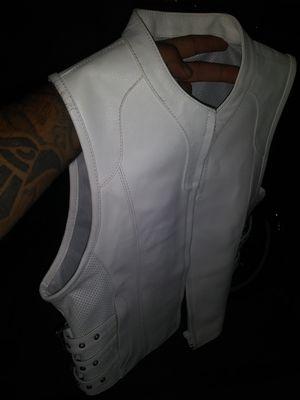 Women's motorcycle vest for Sale in San Bernardino, CA