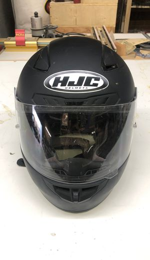 HJC helmet! Motorcycle accessory/safety. Medium for Sale in Los Angeles, CA