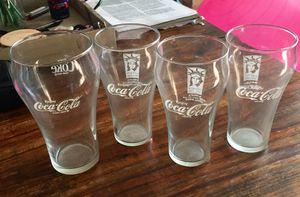 Collectible Coke glasses for Sale in Cincinnati, OH