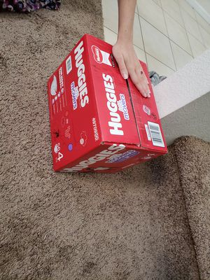 Huggies Size 4 Little Movers for Sale in Phoenix, AZ