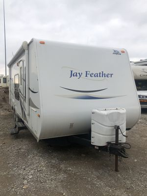 2010 23K Jayfeather Jayco Travel trailer camper RV bunk house for Sale in Moore, OK