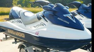 2Jetskis_SEADOO155 +TraiIer1500$ ! for Sale in Conroe, TX