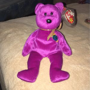 """Beanie Baby """"Millennium"""" for Sale in Mount Carmel, PA"""