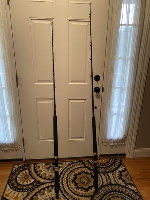 Fishing Rods - Seeker - Sealine - X for Sale in Mahwah, NJ