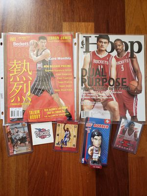 Houston Rockets NBA basketball memorabilia for Sale in Gresham, OR