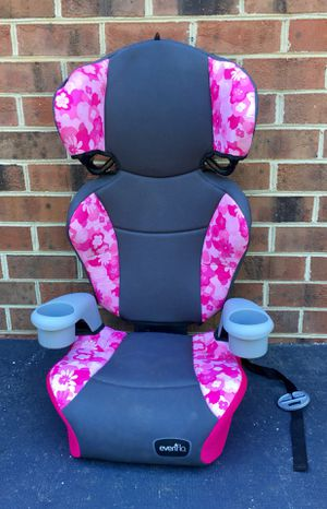 Evenflo Booster Seat - Great Condition for Sale in Oak Ridge, NC