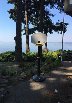Little tikes basketball hoop for kids for Sale in Edmonds, WA