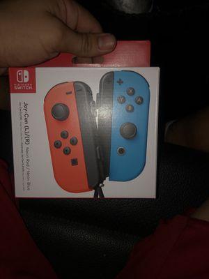 Joy con Nintendo Switch for Sale in Pembroke Pines, FL