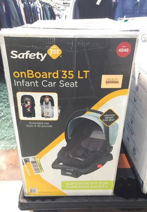Safety infant baby car seat 4848 for Sale in Montebello, CA