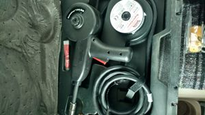 Brand new Lincoln aluminum reel gun for Sale in Price, UT