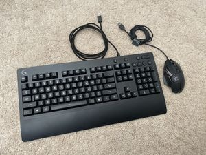 Logitech Gaming Keyboard & Mouse for Sale in San Diego, CA