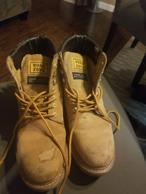 Size 13 workforce boots for Sale in Modesto, CA
