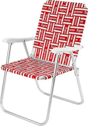 Supreme Lawn Chair SS20 Accessories, 100% Authentic, Brand New for Sale in Seattle, WA