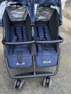 Zoe Twin Double Stroller for Sale in Kent,  WA