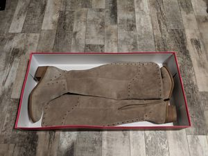Vince Camuto Over the Knee Boots for Sale in Lancaster, CA