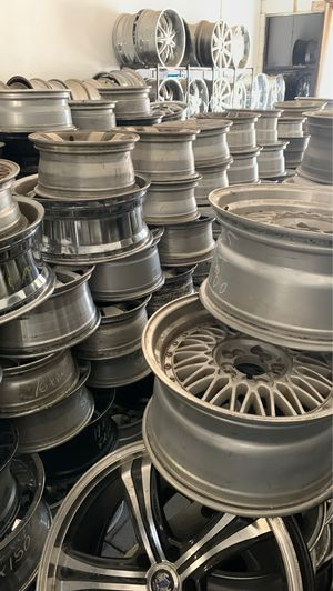 OEM Style Wheels And Alloy Wheels for Sale in Whittier, CA