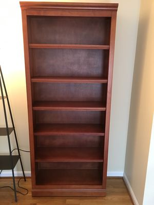 Solid Cherry Wood Book Case for Sale in Baltimore, MD