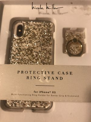 IPhone XS case for Sale in Los Angeles, CA