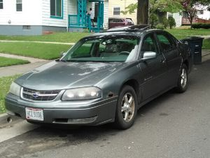 04 Chevy impala runs and drives needs brake work ASAP for Sale in Tallmadge, OH