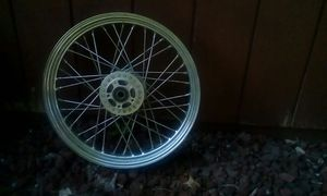 19 inch rim for a motorcycle for Sale in Traverse City, MI