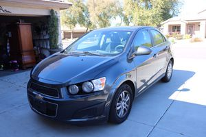 2013 Chevy Sonic LT for Sale in Gilbert, AZ