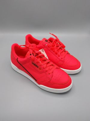 Adidas Continental 80 'Shock Red' US Men's Sz 8 Deadstock OG Box for Sale in San Francisco, CA