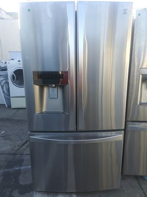 Kenmore Elite French Door Stainless Steel Refrigerator for Sale in Chino Hills, CA