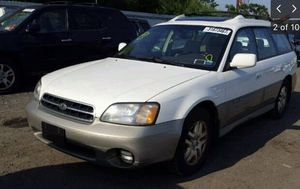 2002 Subaru outback for Sale in Baltimore, MD