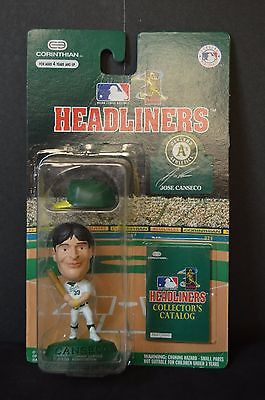 Jose Canseco Oakland Athletics Corinthian Headliners Collectors Series for Sale in New Port Richey, FL