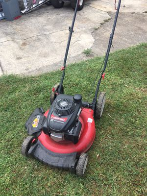 Troybuilt Lawnmower-Pushmower (Honda engine) for Sale in Portsmouth, VA